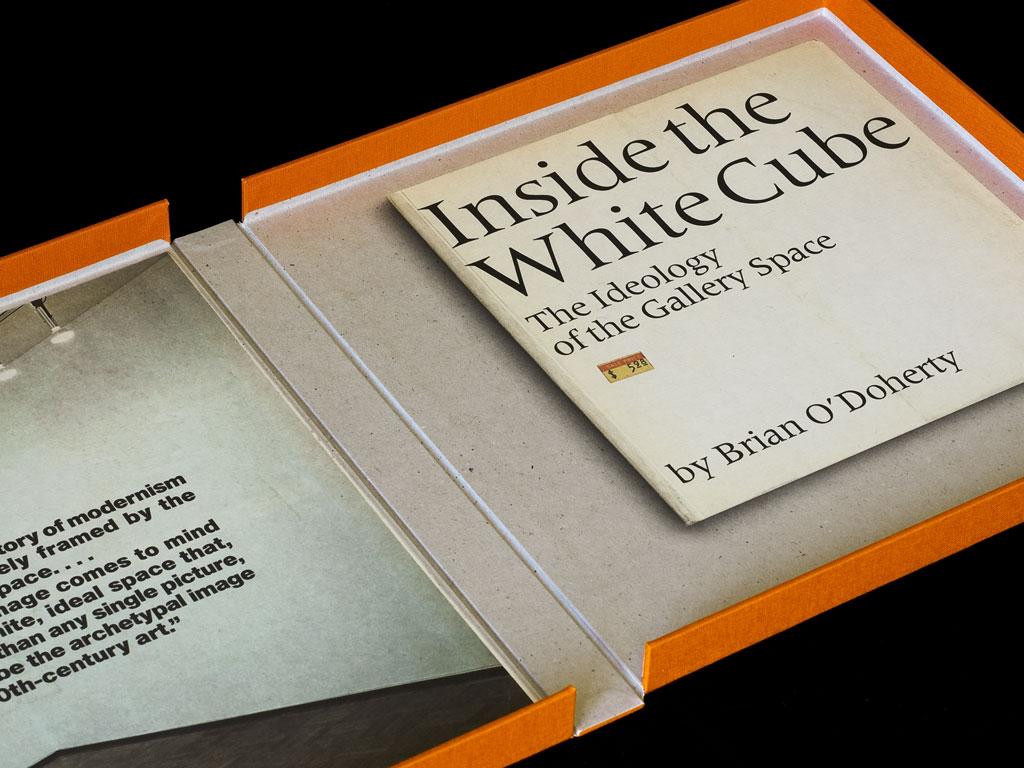 inside the white cube brian o doherty pdf